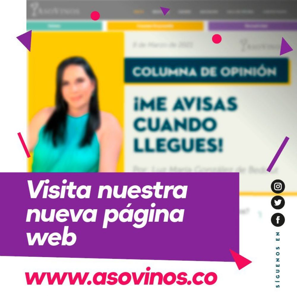 ASOVINOS launches a brand new website!