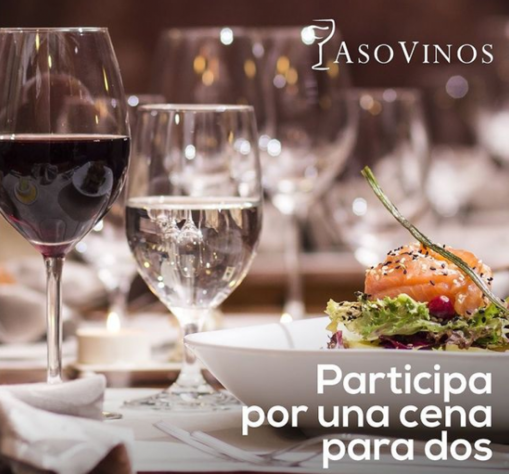 ASOVINOS launches Instagram contest to promote a responsible wine consumption and support the HORECA sector