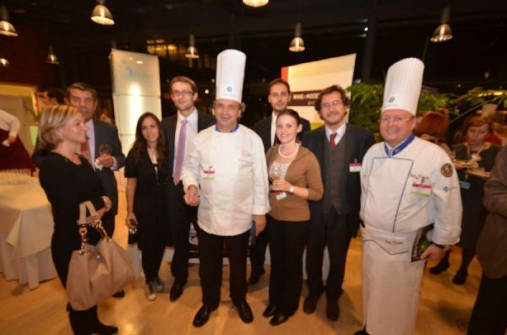 WIM and Euro-Toques: an Alliance between Gastronomy and Wine