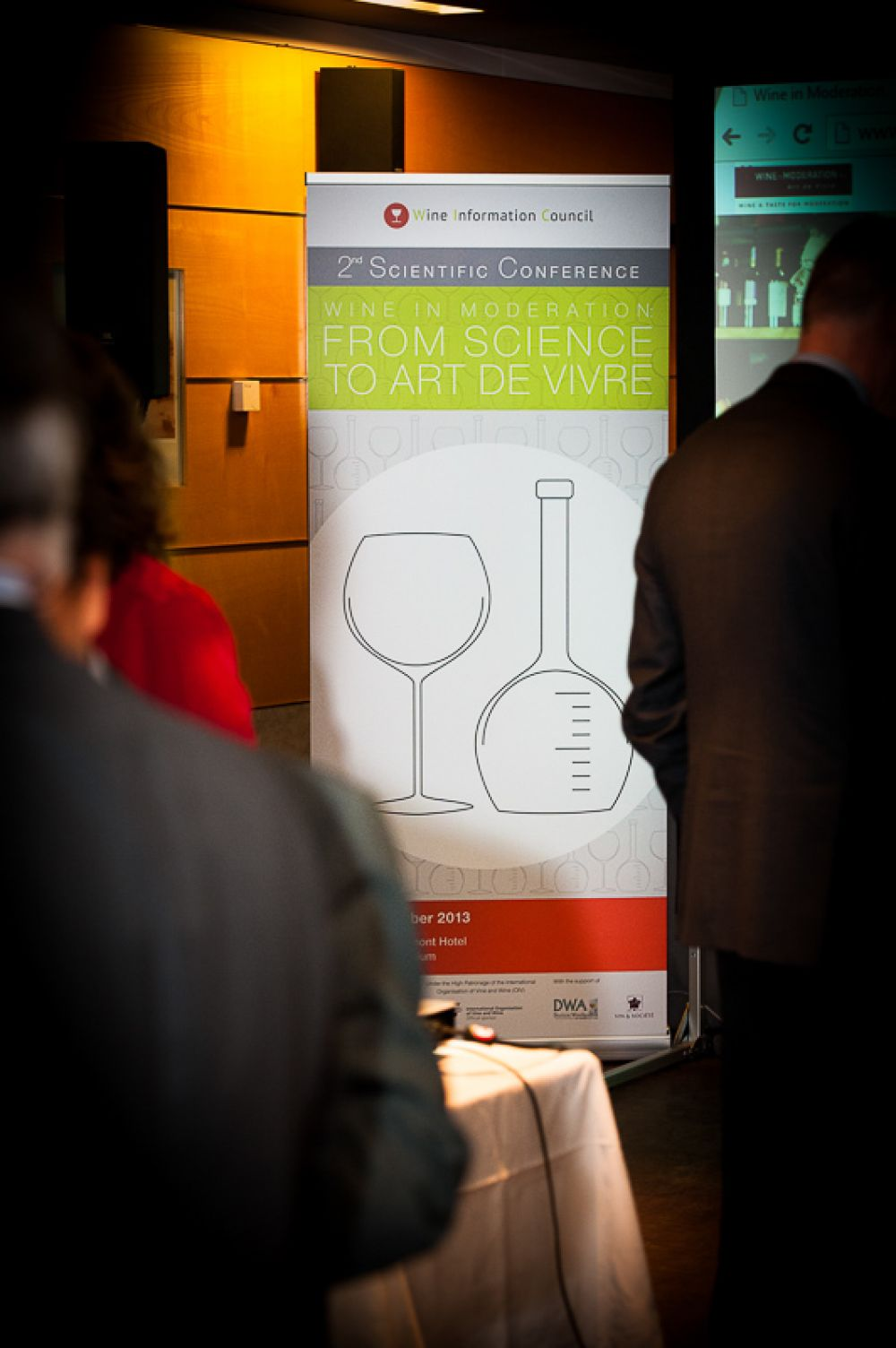 2nd Wine Information Council Scientific Conference was a success !