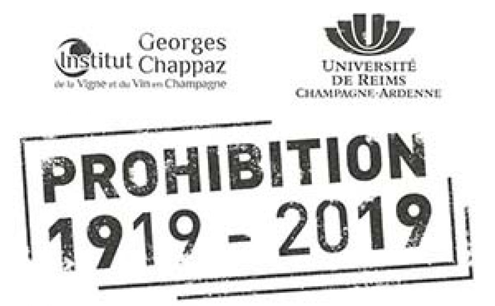 Wine in Moderation at the 'Prohibition, 1919-2019' Symposium