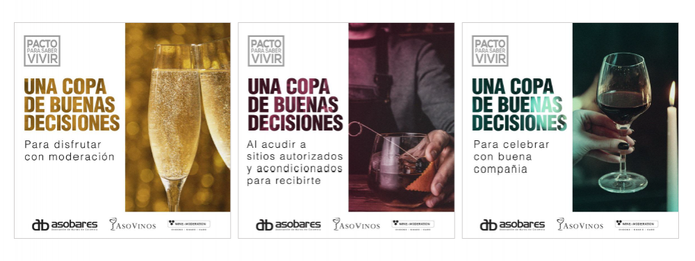 ASOVINOS launches new campaign in occasion of the re-opening of restaurant and bars in Colombia